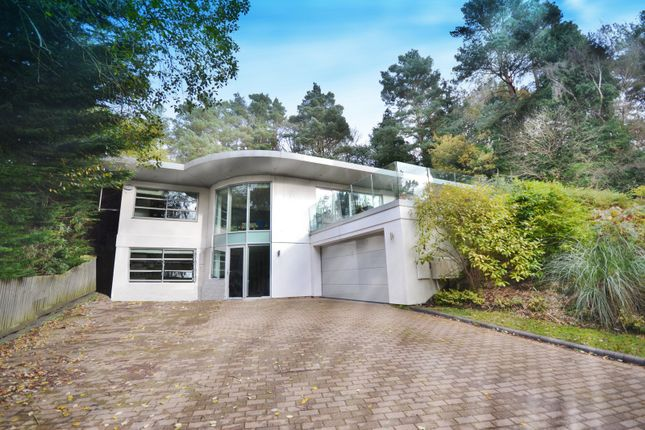 Thumbnail Detached house for sale in Withingham Road, Branksome Park, Poole, Dorset