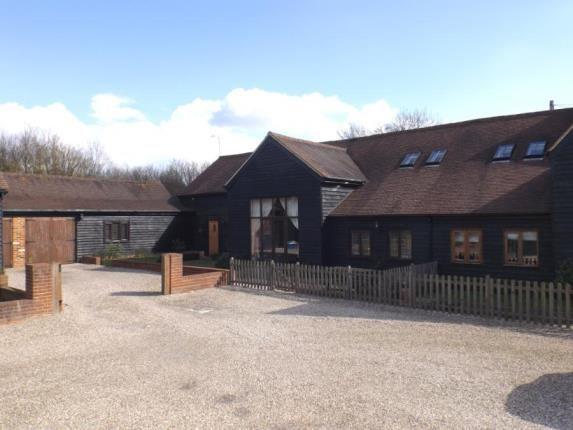 Thumbnail Semi-detached house for sale in Spurriers Farm Barns, Norton Heath, Ingatestone, Essex