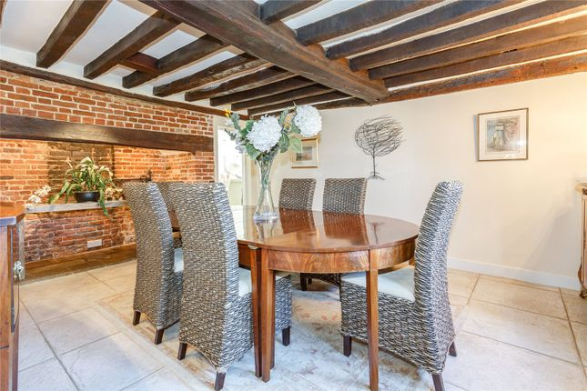 Dining Room of Church Hill, Hempstead, Saffron Walden, Essex CB10