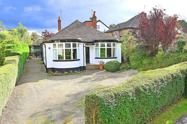 3 bed detached bungalow for sale in Otley Road, Harrogate HG2