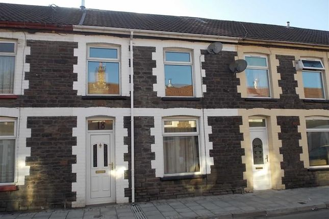 Thumbnail Terraced house to rent in East Street, Pontypridd