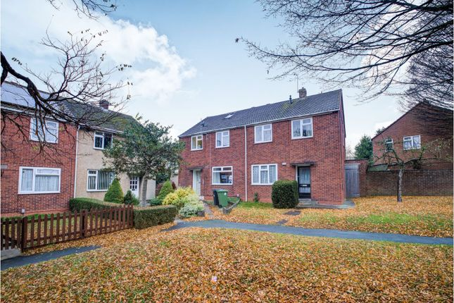 Thumbnail End terrace house to rent in Southway, Leamington Spa