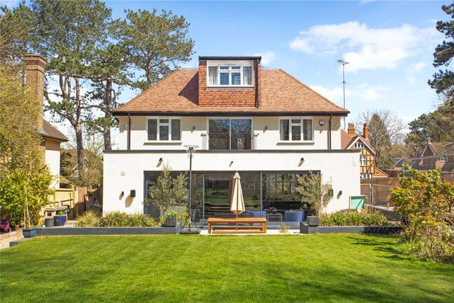 Thumbnail Detached house for sale in Corkran Road, Surbiton, Surrey