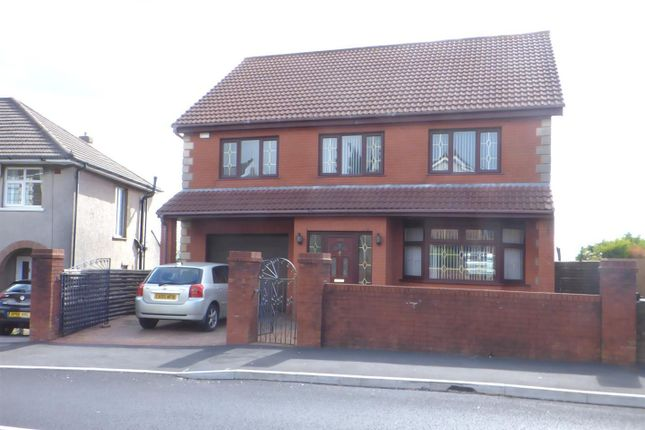 Thumbnail Detached house for sale in Vicarage Road, Morriston, Swansea