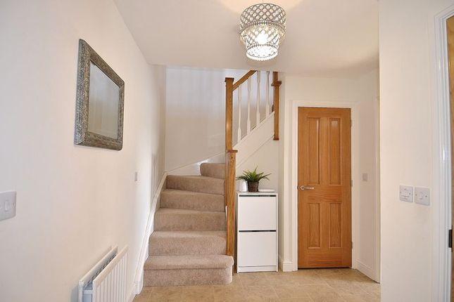Hallway of Rosewood Close, North Shields NE29