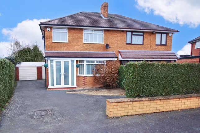 3 bed semi-detached house for sale in Coniston Road, Palmers Cross, Wolverhampton WV6