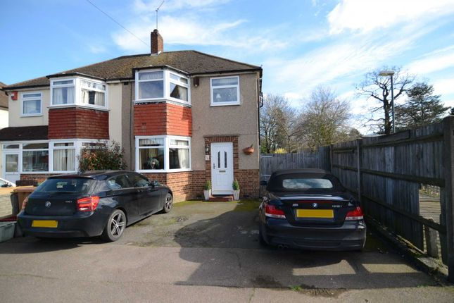 Thumbnail Semi-detached house for sale in Bexley Lane, Sidcup