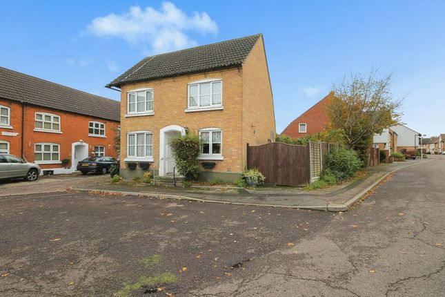 Thumbnail Detached house for sale in Crouch Street, Laindon, Basildon
