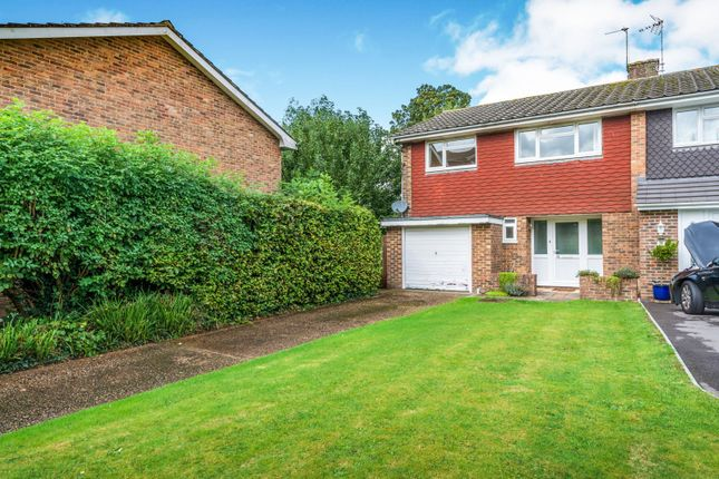 Thumbnail Semi-detached house to rent in Ayshe Court Drive, Horsham