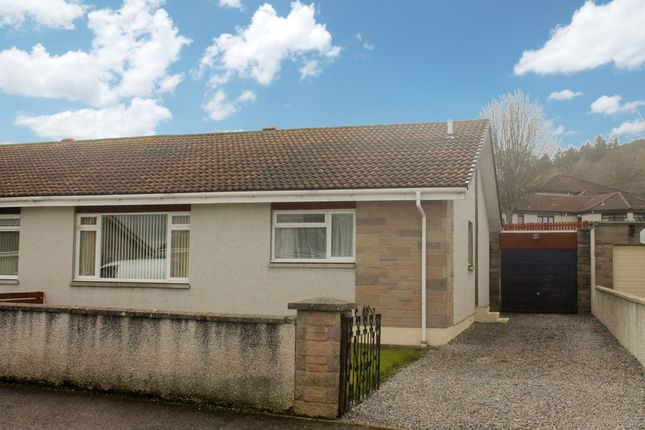 Thumbnail Semi-detached bungalow to rent in Scorguie Avenue, Inverness