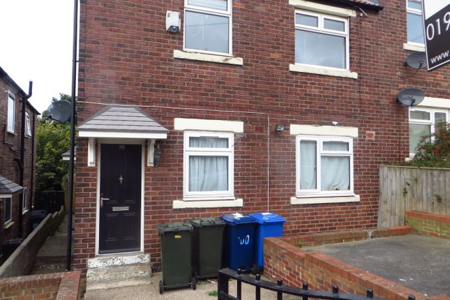 Thumbnail Flat to rent in Bilbrough Gardens, Newcastle Upon Tyne