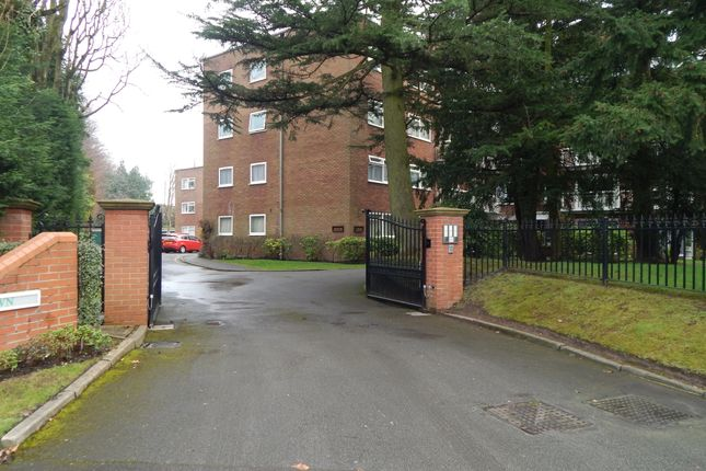 Thumbnail Flat to rent in Woodlawn, Hampton Lane, Solihull, West Midlands