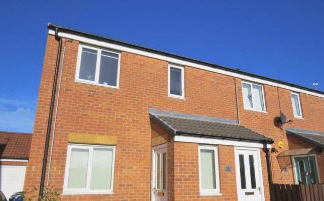 Thumbnail Flat for sale in Yew Tree Avenue, Redcar