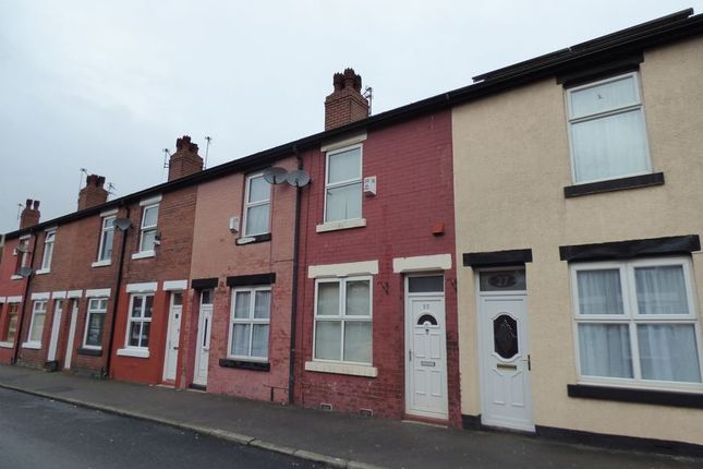 Thumbnail Terraced house for sale in Hobson Street, Stockport