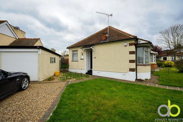 Thumbnail Semi-detached bungalow for sale in Philmead Road, Benfleet