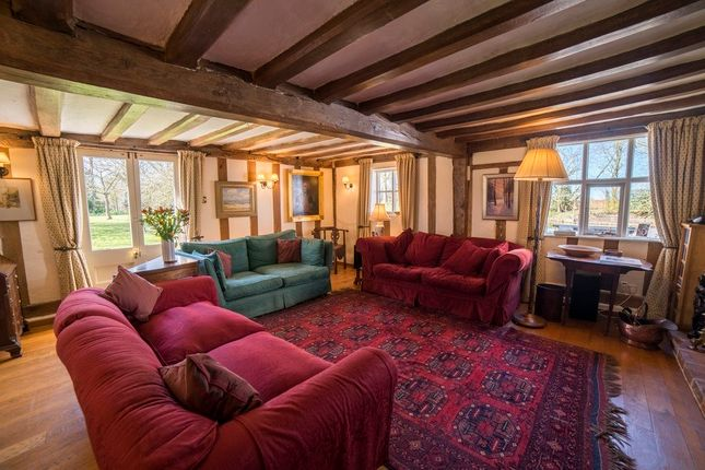 Thumbnail Detached house for sale in Rectory Road, Tivetshall St. Mary, Norwich, Norfolk
