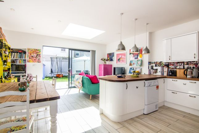 Thumbnail Terraced house for sale in Clovelly Road, London