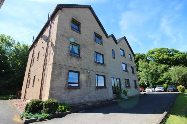 Thumbnail Flat for sale in Glenclune, Robert Street, Port Glasgow