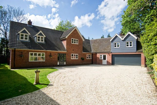 Thumbnail Detached house for sale in Church Lane, Appleby, Scunthorpe