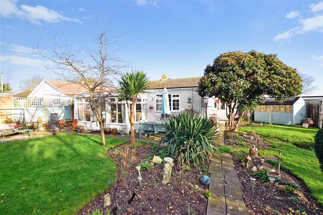 Thumbnail Detached bungalow for sale in The Freedown, St. Margarets-At-Cliffe, Dover, Kent