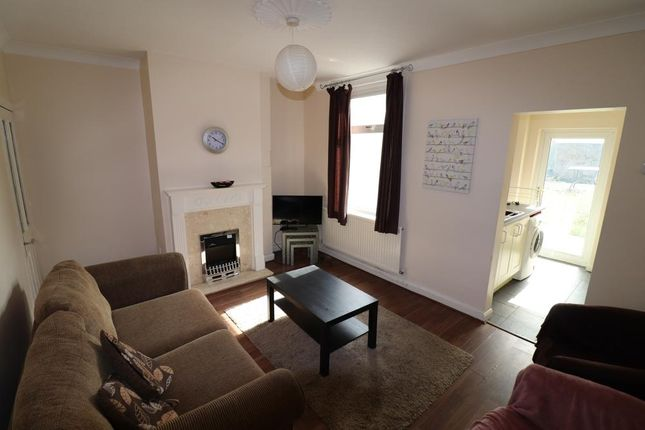 Thumbnail Terraced house to rent in Uttoxeter Old Road, Derby, Derbyshire