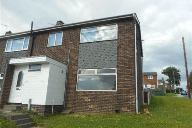 Thumbnail Flat to rent in Ash Grove, South Elmsall, Pntefract