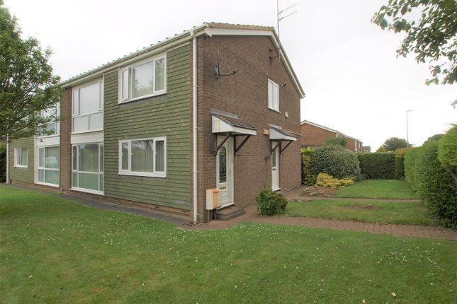 2 bed flat for sale in Redhill Walk, Cramlington NE23