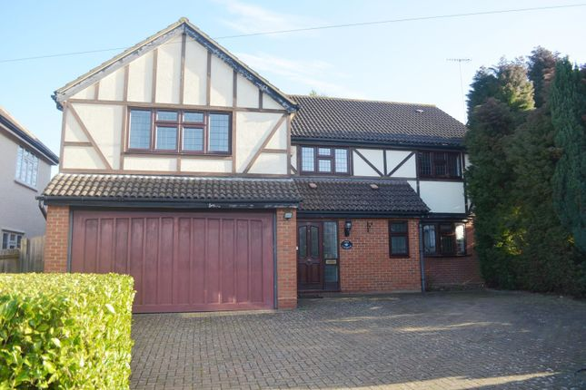 Thumbnail Detached house to rent in Eastbury Road, Northwood