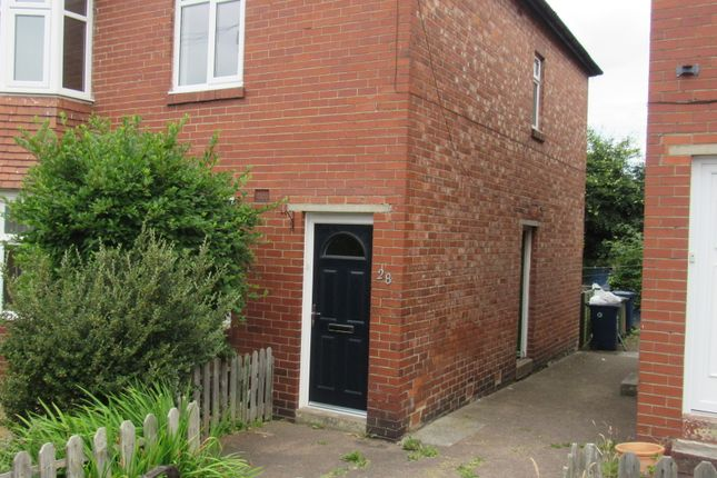 Thumbnail Flat to rent in Bavington Drive, Fenham