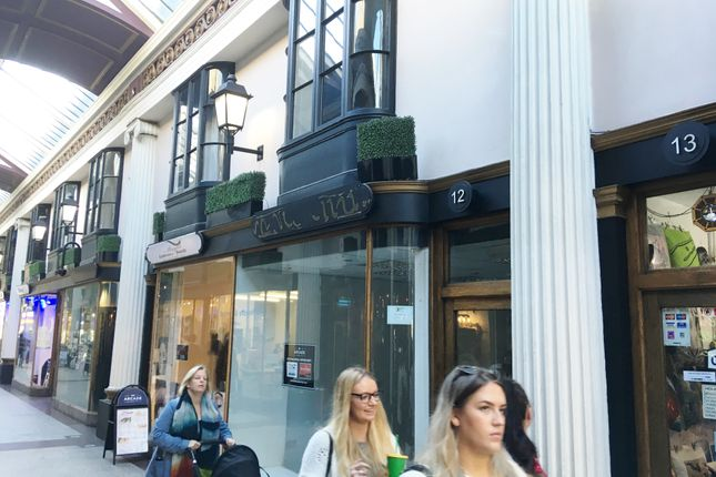 Thumbnail Retail premises to let in Unit 12, The Arcade, Bristol