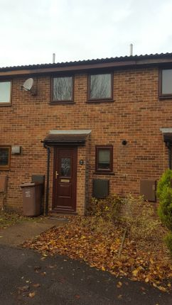 Thumbnail Terraced house to rent in Flamingo Close, Walderslade