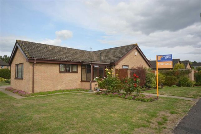 Thumbnail Bungalow for sale in Saddlers Road, Quedgeley, Gloucester