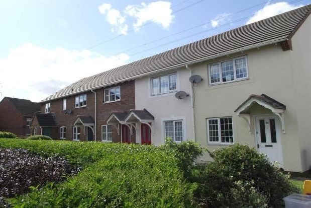 Thumbnail Terraced house to rent in The Barrows, Weston-Super-Mare