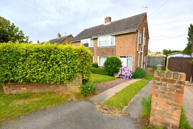 Thumbnail Semi-detached house to rent in Mansfield Road, Killamarsh, Sheffield