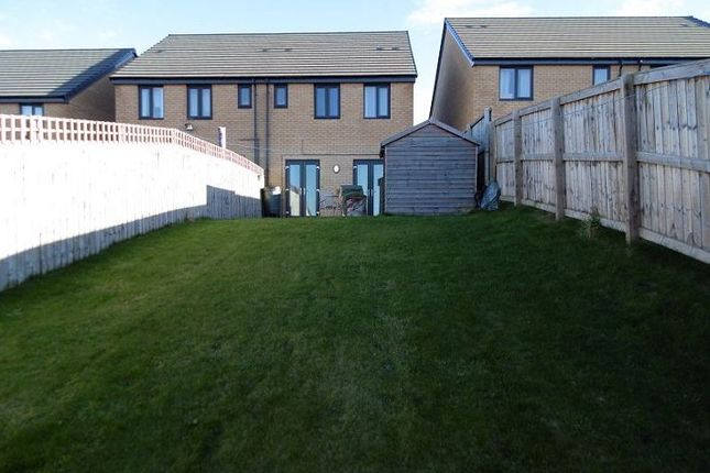 Rear Garden of Diamond Jubilee Way, Edlington, Doncaster DN12
