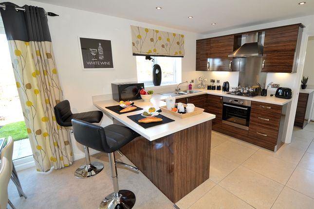 """Thumbnail Detached house for sale in """"The Roseberry"""" at Stopping Hey, Parsonage Road, Blackburn"""