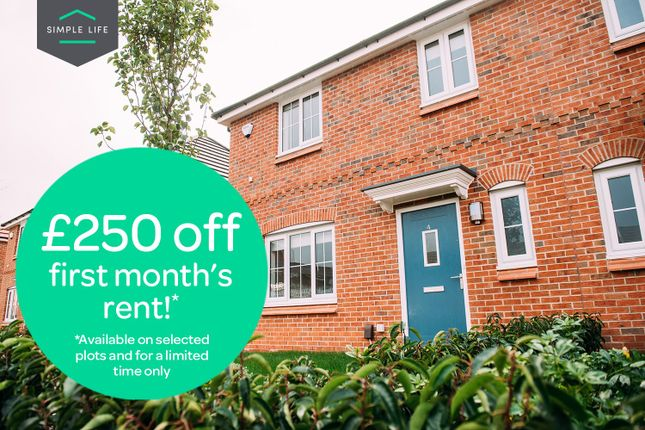 Thumbnail Terraced house to rent in Riddell Way, St Helens, St Helens