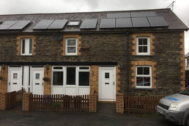 Thumbnail Cottage to rent in Llys Puw, Velindre, Llandysul