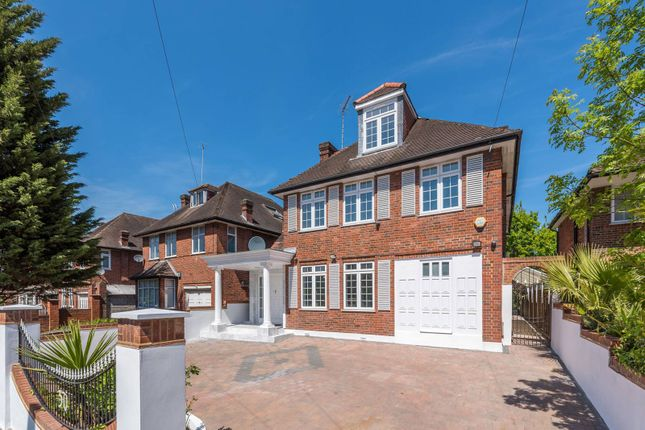 5 bed detached house for sale in Aylmer Road, East Finchley, London N2