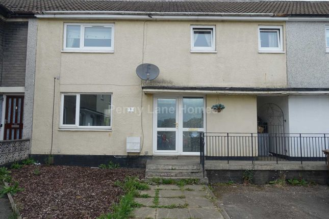 Thumbnail Terraced house for sale in Howden Drive, Linwood, Paisley