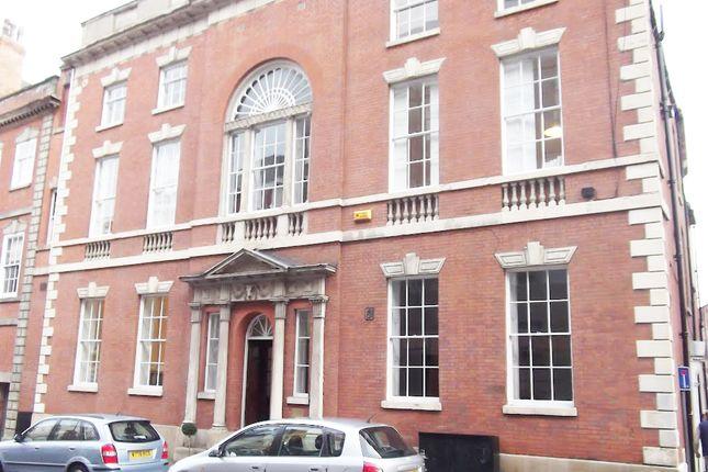Office to let in Castle Gate, Nottingham