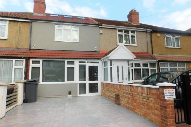 Thumbnail Terraced house for sale in Whittington Avenue, Hayes