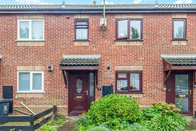 Thumbnail Terraced house for sale in Pyke Court, Caister-On-Sea, Great Yarmouth
