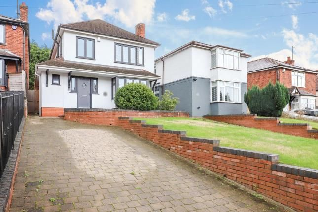 Thumbnail Semi-detached house for sale in Wolverhampton Road, ., Kidderminster, Worcestershire