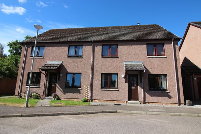 Thumbnail Flat for sale in Croyard Park, Beauly