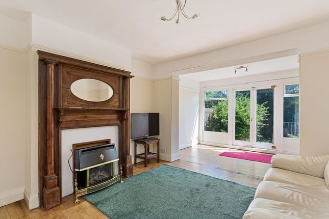 Thumbnail Semi-detached house to rent in Valleyfield Road, London