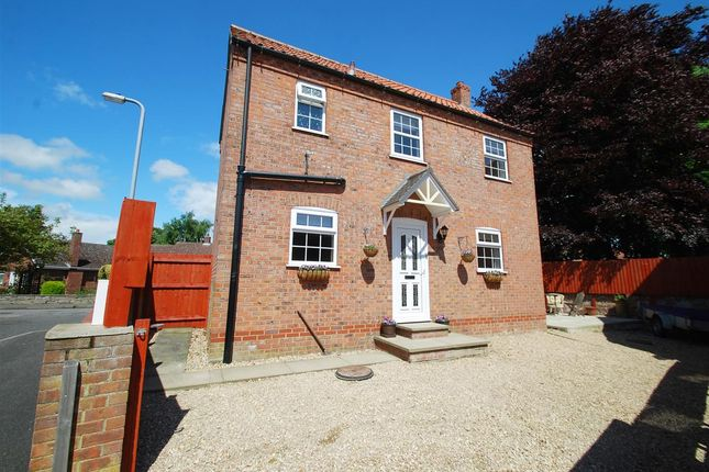 Detached house for sale in College Close, Wainfleet, Skegness