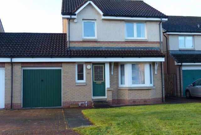 Thumbnail Link-detached house to rent in Bankton Avenue, Livingston, West Lothian