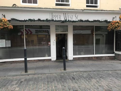 Thumbnail Restaurant/cafe for sale in Berwick-Upon-Tweed, Northumberland