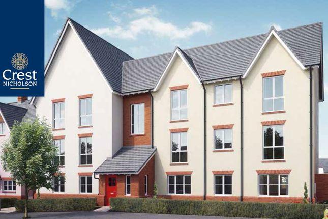 Thumbnail Flat for sale in Tadpole Garden Village, Tadpole Garden Village, Swindon